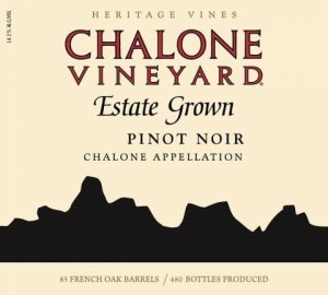 2017 Chalone Pinot Noir Estate Grown