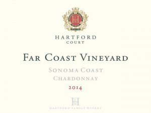 2013 Hartford Court Chardonnay Far Coast Vineyard