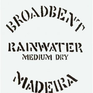 N.V. Broadbent Madeira Rainwater Medium Dry 375 ml