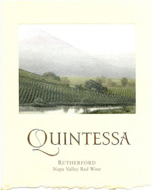 2016 Quintessa Proprietary Red 375 ml