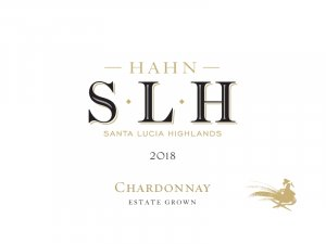 2018 Hahn Chardonnay Santa Lucia Highlands Estate Grown