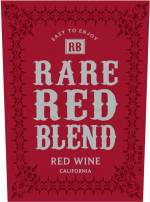 "Rare Red ""RR"" 4 Grape Red blend"
