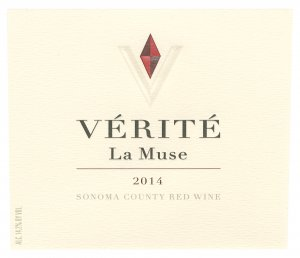 2013 Verite La Muse Proprietary Red