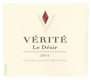 2013 Verite Le Desir Proprietary Red