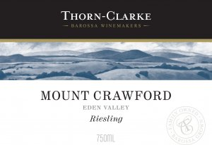 2018 Thorn-Clarke Riesling Mount Crawford