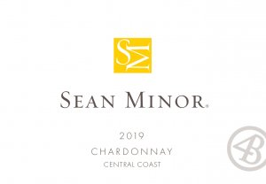 2017 Sean Minor Chardonnay (Four Bears)