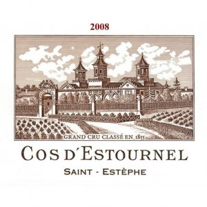 2008 Chateau Cos d' Estournel