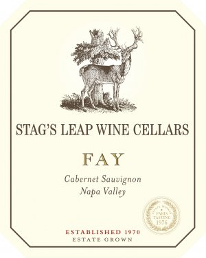 2013 Stag's Leap Wine Cellars Cabernet Sauvignon Fay Vineyard