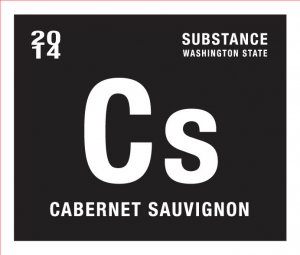 2014 Charles Smith Substance Cs Cabernet Sauvignon