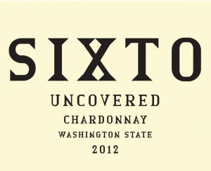 2012 Sixto Chardonnay Uncovered
