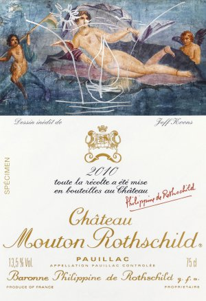 2010 Chateau Mouton-Rothschild
