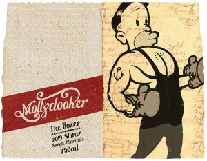 2017 Mollydooker Shiraz The Boxer