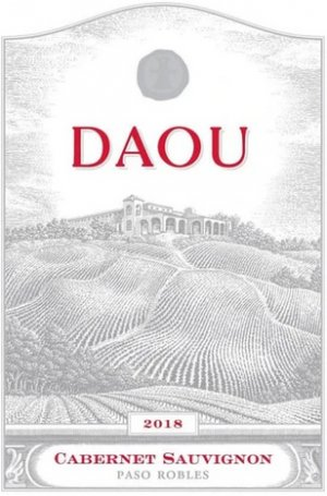 2018 Daou Vineyards Cabernet Sauvignon 375 ml