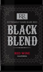 Rare Black Califonia Red Blend
