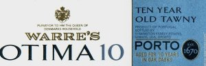 N.V. Warre's 10 Year Old Tawny Port Otima 500 ml
