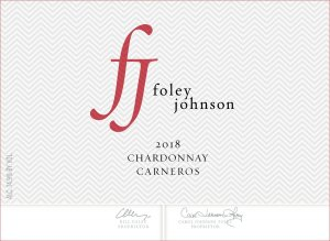 2018 Foley Johnson Chardonnay