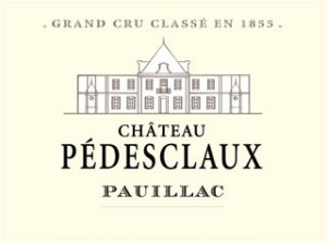 2014 Chateau Pedesclaux 375 ml