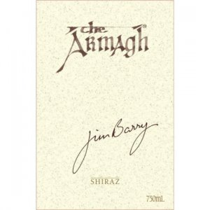 2016 Jim Barry Shiraz The Armagh