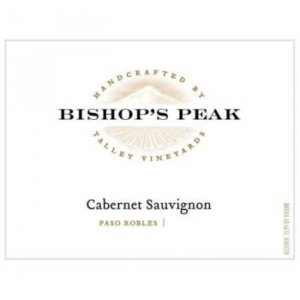 2017 Talley Vineyards Bishop's Peak Cabernet Sauvignon