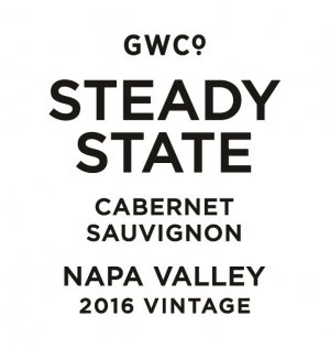 2016 Grounded Wine Co. Steady State Cabernet Sauvignon