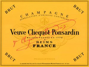 Veuve Clicquot Brut Yellow Label 375 ml