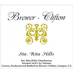 2016 Brewer-Clifton Chardonnay SRH