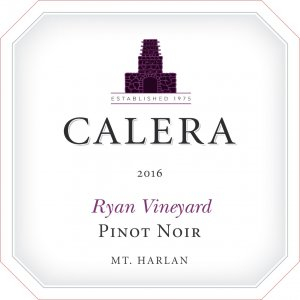 2016 Calera Pinot Noir Ryan Vineyard