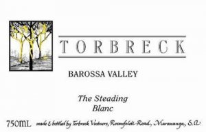 2014 Torbreck The Steading Blanc