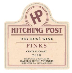2018 Hitching Post Rose Pinks