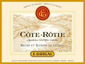 2010 Guigal Cote-Rotie Brune et Blonde 1.5 L