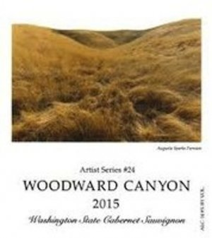 2015 Woodward Canyon Cabernet Sauvignon Artist Series #24 375 ml