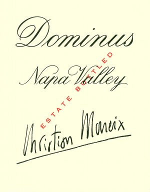2012 Dominus Estate Proprietary Red