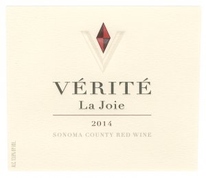 2014 Verite La Joie Proprietary Red Blend