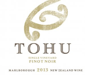 2013 Tohu Pinot Noir Single Vineyard