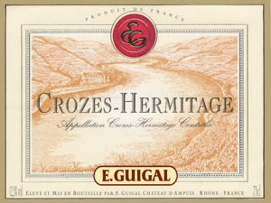 2015 Guigal Crozes-Hermitage Rouge 1.5 L