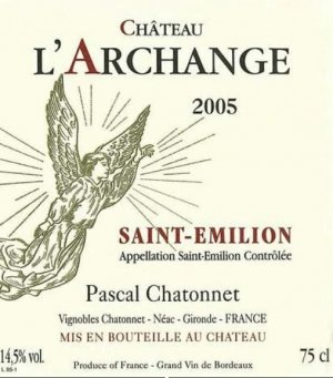 2005 Chateau L' Archange 3.0 L