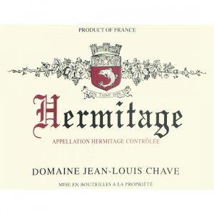 2017 J. L. Chave Hermitage Blanc