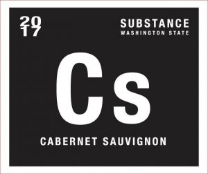 2017 Charles Smith Substance Cs Cabernet Sauvignon