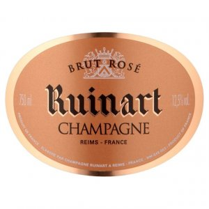 N.V. Ruinart Brut Rose 375 ml