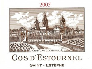 2005 Chateau Cos d' Estournel 1.5 L