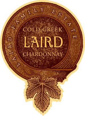 2017 Laird Chardonnay Cold Creek Ranch