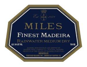 N.V. Miles Madeira Finest Rainwater Medium Dry