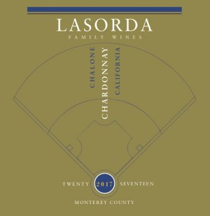 2017 Lasorda Family Wines Chardonnay