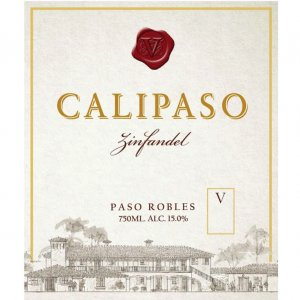 2017 Calipaso Zinfandel Estate Grown