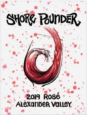 2019 Hollow Wines Shore Pounder Rose