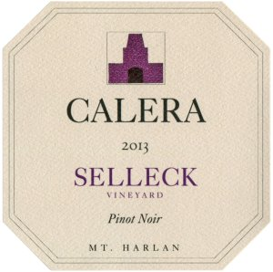 2013 Calera Pinot Noir Selleck Vineyard