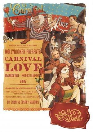 2016 Mollydooker Shiraz Carnival of Love