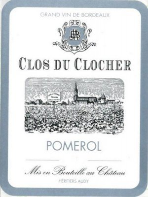 2016 Chateau Clos du Clocher
