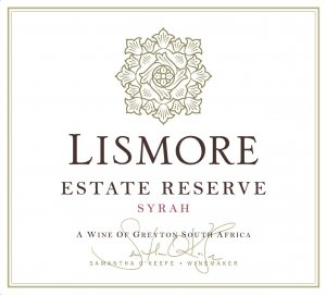 2018 Lismore Estate Vineyards Syrah Reserve