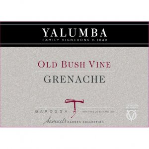 2016 Yalumba Grenache Old Bush Vine